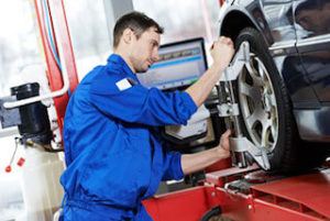 Front End Wheel Alignment