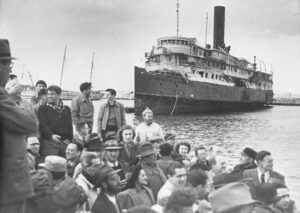 Jews Returning to Israel
